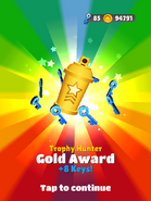 AwardGold-TrophyHunter