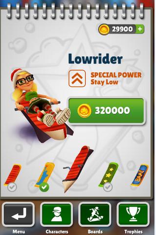 File:Lowrider Menu.png