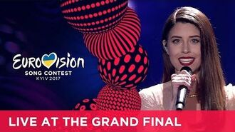 Demy - This Is Love (Greece) LIVE at the Grand Final of the 2017 Eurovision Song Contest