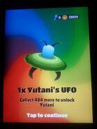 Yutani's UFO