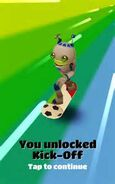 Tagbot unlock Kick Off
