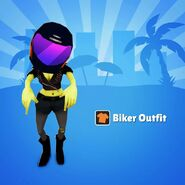 BikerOutfit