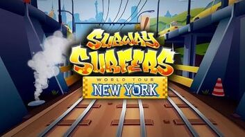 Subway Surfers World Tour – New York
