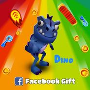 Dino - Facebook Gift