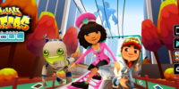 Subway Surfers World Tour: Seoul 2015