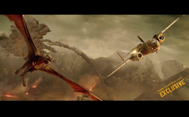 File:The plane & dragon image.jpg