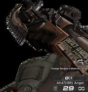 AK-47 ISR Angel Reload