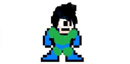 Gerards megaman avatar