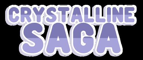 Crystalline Saga Logo