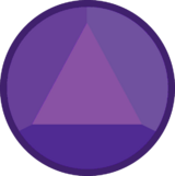Real Sugilite Right Gem