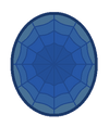 Spiderweb Opal's gem (TCP)