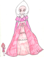 Pink Diamond design for tQof