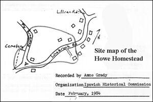 Howe homestead