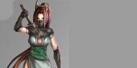 Reika the Fang of Shadows