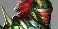 Krolas the Lost Warrior