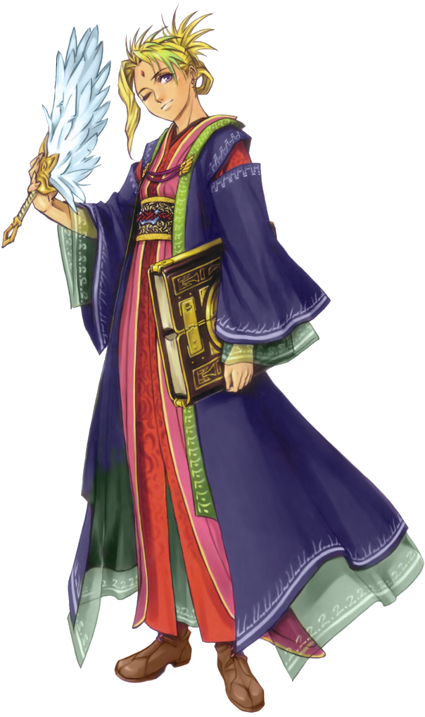 Image result for Suikoden Lucretia