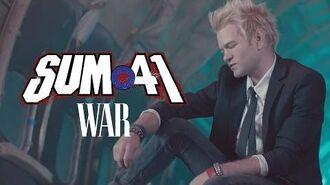 Sum 41 - War (Official Music Video)