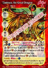 Taulenos, the Great Dragon