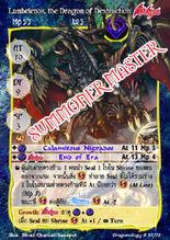 Lumbelenos, the Dragon of Destruction
