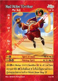 Red Robe Evoker