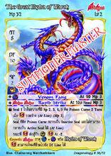 The Great Hydra of Warok