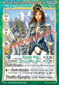 Brunilda Ascensiano, the Pegasus Knight