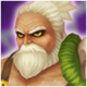 Barbaric King (Wind) Icon
