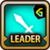 Leader Skill Attack Power (Low) Guild Battles Icon
