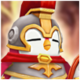 Penguin Knight (Fire) Icon