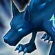 Hellhound (Water) Icon