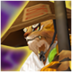 Beast Monk (Wind) Icon
