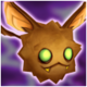 Mischievous Bat (Wind) Icon