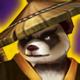 Panda Warrior (Wind) Icon