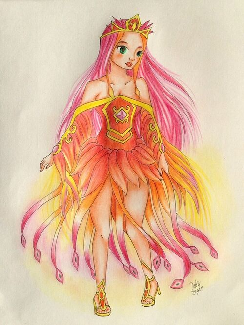 Perna art by PrincessZaiross