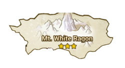 Mt. White Ragon Map