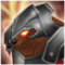 Bearman (Fire) Icon