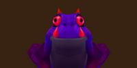 Horned Frog (Dark)