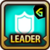 Leader Skill Defense (Low) Guild Battles Icon