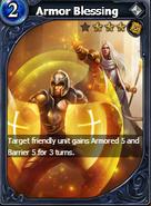 Armor Blessing