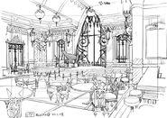 Lorah's Place - drawing