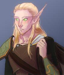 Valynth portrait by caeliri