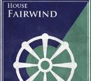 House of Fairwind