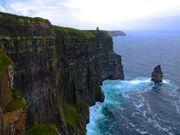 Sunbreaker cliffs
