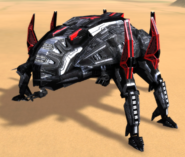 T4 experimental gunship