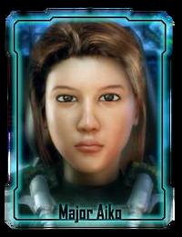 UEF Major Aiko