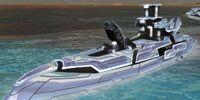 Aeon T3 Missile Ship