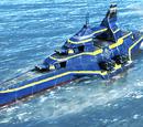 Poseidon Battleship