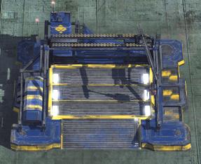 UEF Land Gantry