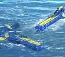 Tigershark Submarine