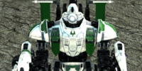 Illuminate Armored Command Unit
